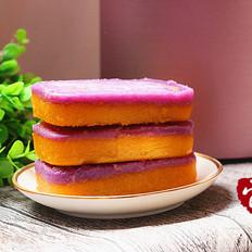 南瓜紫薯冻