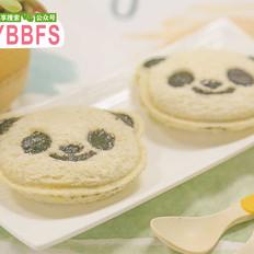 熊猫三明治 12月以上宝宝辅食