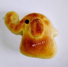 肉松小象面包