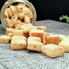 蔓越莓豆豆饼干
