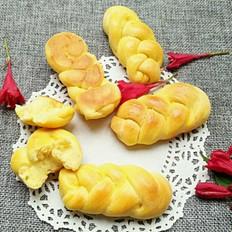黄金小辫子面包