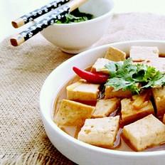 酱香辣豆腐