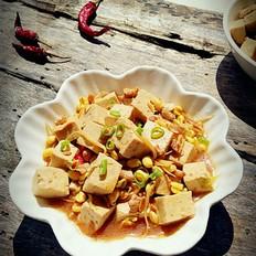 酱香烧豆腐