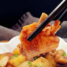 鸡中翅烧土豆