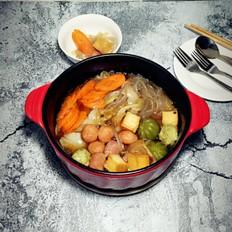 丸子砂锅菜