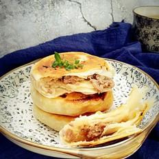 宫廷牛肉酥饼