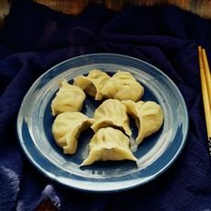 韭菜扇贝肉饺子的做法