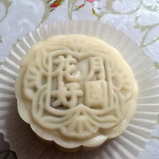 预热中秋节之冰皮月饼