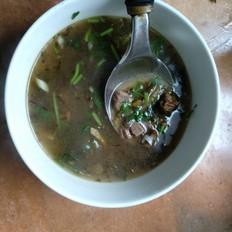 老坛酸菜牛肉汤