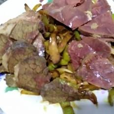 酱香牛驴肉的做法