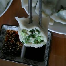 韭菜鲜肉水饺