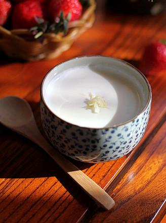 广东姜撞奶的做法