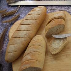 无糖全麦咸面包