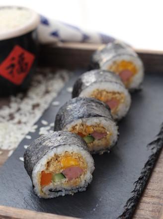 简单快手家常寿司的做法的做法