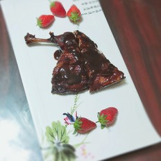 上海本帮菜——酱鸭腿