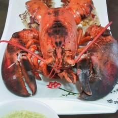 《波士顿龙虾三吃》