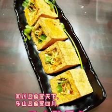 乐山脆豆腐