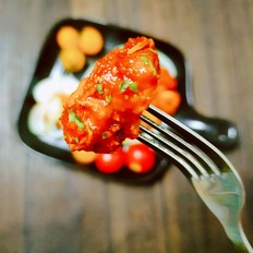 #深夜最馋的美食#韩式烤鸡胸肉