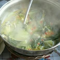 莴笋黄骨鱼汤