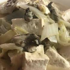白菜炖粉条(海鲜味)
