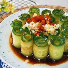 夏天有更好吃的【响油黄瓜】