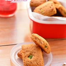 橄榄油香葱饼干