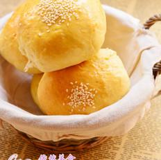 绿豆沙面包