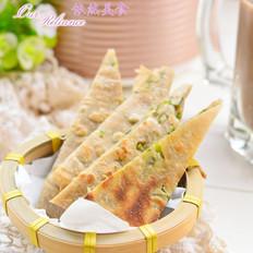 多味多营养的杂粮豆浆饼