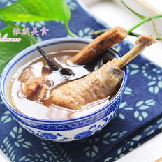 养生汤羹-杜仲牛膝煲鸡汤