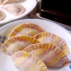 彩虹海鲜水饺