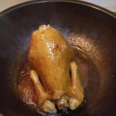 广式豉油鸡