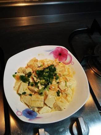 蟹黄豆腐羹的做法