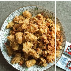方便面版盐酥鸡