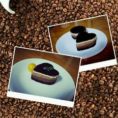 多层巧克力芝士蛋糕