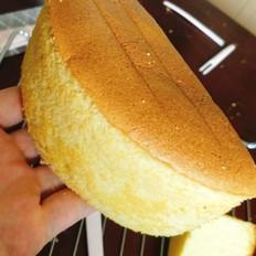 戚风蛋糕6寸