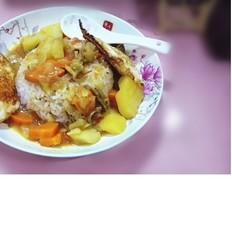 蔬菜牛肉咖喱