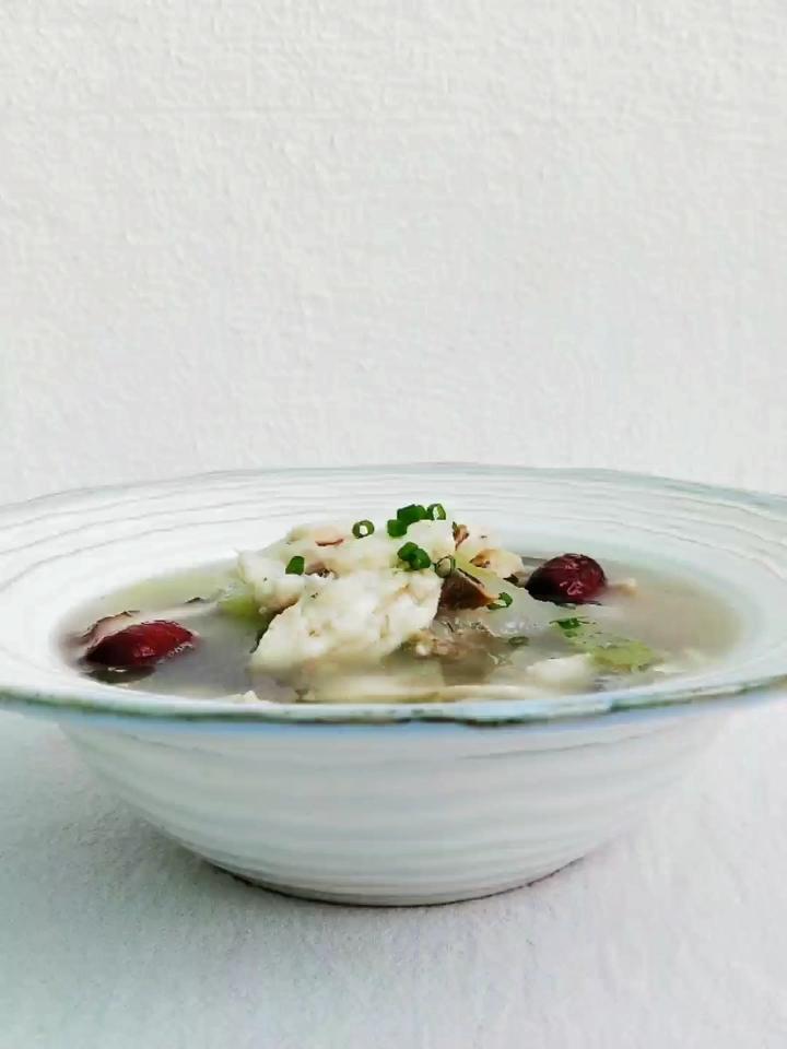 脆脘鱼鱼骨汤