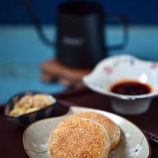芝香千层发面饼