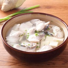 鱼片豆腐汤