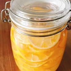 自制柠檬酵素的做法