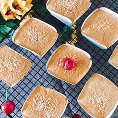 无油无水老式脆皮蛋糕的做法