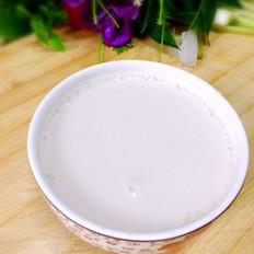 花生黄豆豆浆