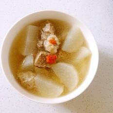 牛肉萝卜汤