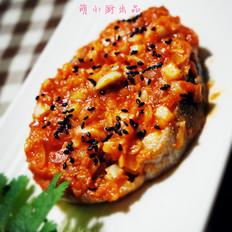 韩式辣酱烤鳕鱼