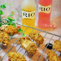RIO无油烤翅