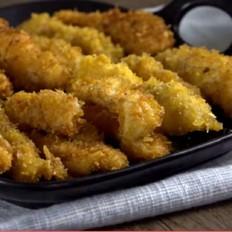 正宗炸鸡做法,几十/斤的炸鸡在家做,十元钱一大盘!和五珍粉一起吃,既解馋又减肥!
