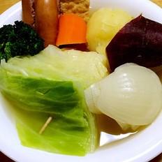 浓汤宝水煮菜