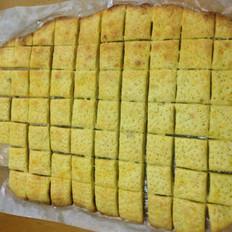 家庭 素食 健康 番薯饼干的做法