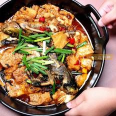 黄骨鱼闷豆腐