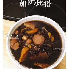 红豆芋头地瓜糖水